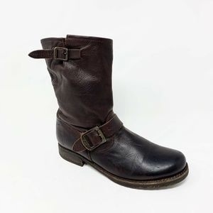 FRYE Women's Size 7 Veronica Short Boot Leather